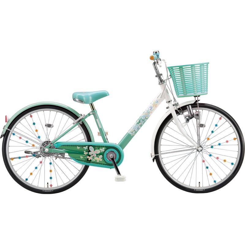 ブリヂストン 子供用自転車 エコパル EPL201 ミント 【2021年モデル】【完全組立済自転車】