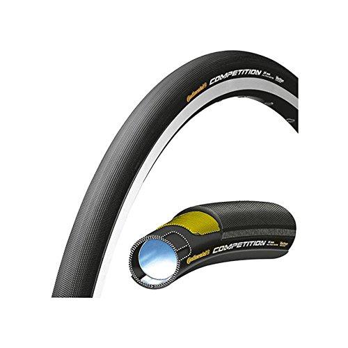 【送料無料】 コンチネンタル(Continental) チューブラータイヤ competition 28x19mm black-black(1本)