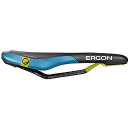【送料無料】 ERGON(エルゴン) サドル ERG SME3 プロ カーボン M BLK/BLU