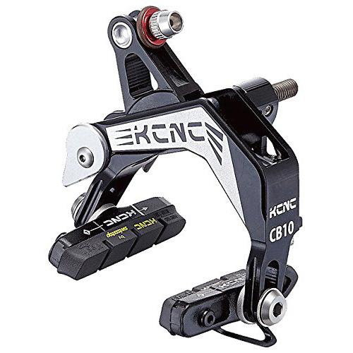 送料無料 KCNC ブレーキ キャリパーブレーキ CB10 ロード AL7075 ブラック