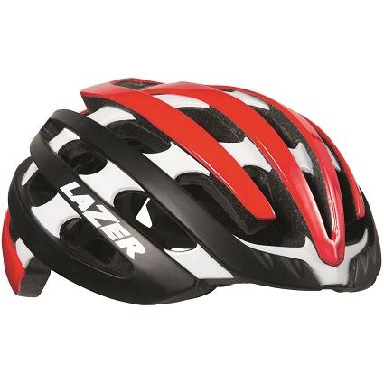 【送料無料】 LAZER(レイザー) サイクルヘルメット Z1 マットブラック/レッド Sサイズ