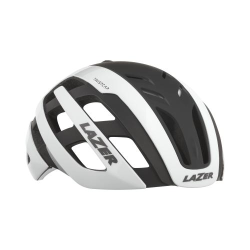 送料無料 LAZER(レーザー) ヘルメット センチュリー ホワイト/ブラック L(58-61cm)