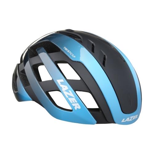 送料無料 M(55-59cm) ヘルメット ブルーブラック センチュリー LAZER(レーザー)