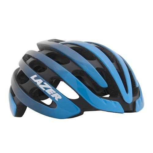 【キャッシュレス5%還元対象店】送料無料 LAZER(レーザー) ヘルメット LAZER Z1 マットブルー/ブラック S(52-56cm)