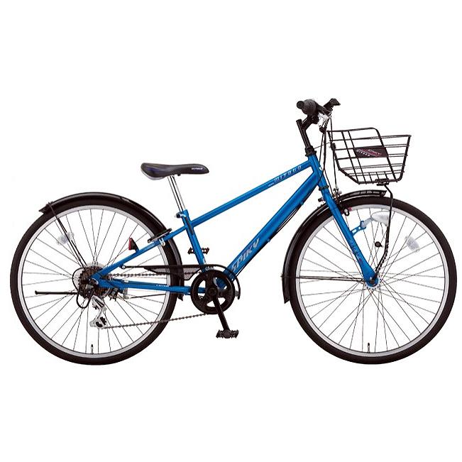 ミヤタ(MIYATA) 子供自転車 スパイキー S CSK249 クリアスカイブルー 【2019年モデル】【完全組立済自転車】