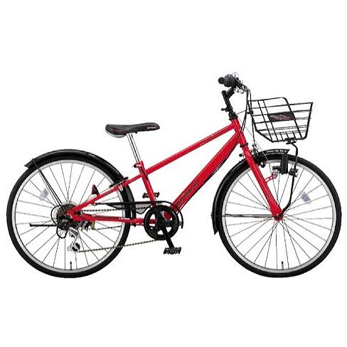 ミヤタ(MIYATA) 子供自転車 スパイキー S CSK249 ファイヤーレッド 【2019年モデル】【完全組立済自転車】