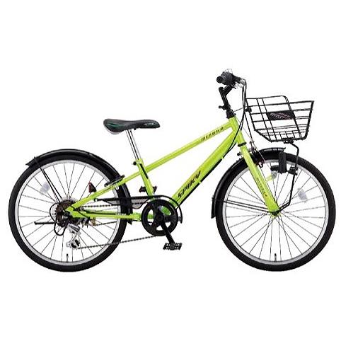 ミヤタ(MIYATA) 子供自転車 スパイキー S CSK269 グラスグリーン 【2019年モデル】【完全組立済自転車】