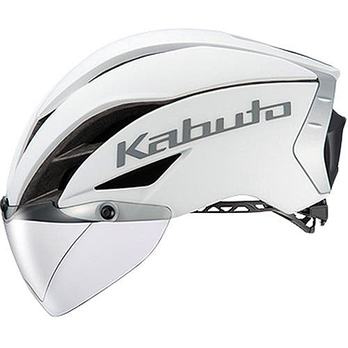 送料無料 OGK KABUTO(オージーケーカブト) ヘルメット エアロ-R1 TR マットホワイト L/XL