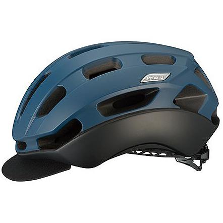 送料無料 OGK KABUTO(オージーケーカブト) ヘルメット BC-GLOSBE2 マットネイビー S/M