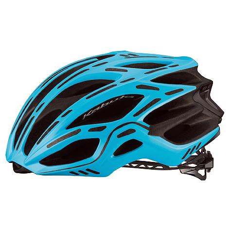 送料無料 OGK KABUTO(オージーケーカブト) ヘルメット フレアー マットブルー L/XL