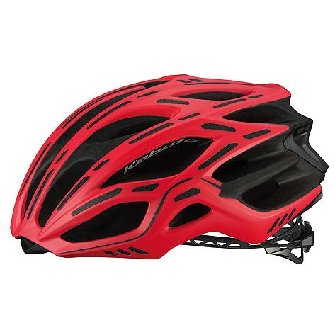 送料無料 OGK KABUTO(オージーケーカブト) ヘルメット フレアー マットレッド L/XL