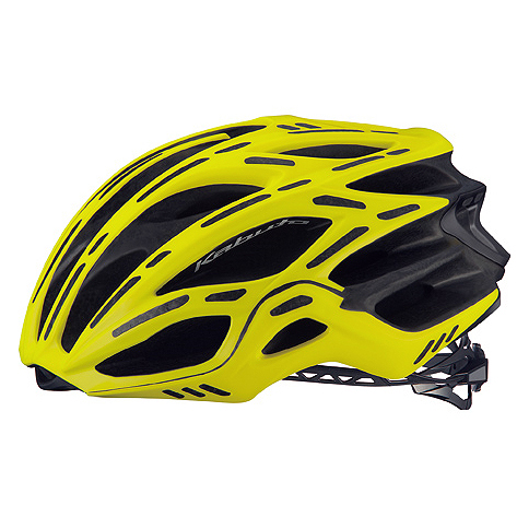送料無料 OGK KABUTO(オージーケーカブト) ヘルメット フレアー マットイエロー L/XL