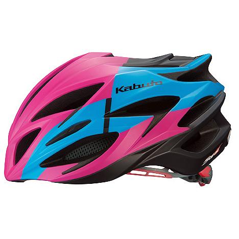 送料無料 OGK KABUTO(オージーケーカブト) ヘルメット ステアー コルサマットピンク S/M
