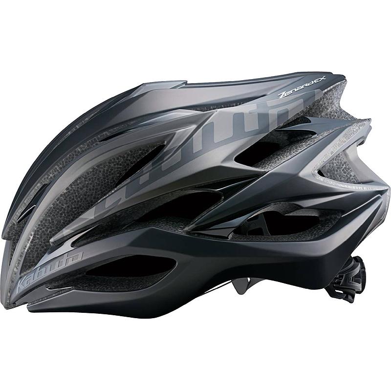 送料無料 OGK KABUTO(オージーケーカブト) 自転車用ヘルメット ゼナードEX マットブラック L