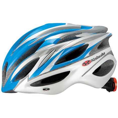 【送料無料】 OGK KABUTO ヘルメット リガス-2 ファングブルー Sサイズ