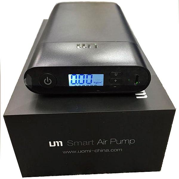 【送料無料】 UOMI(ウオミ) 携帯電動ポンプ スマートエアポンプ M1