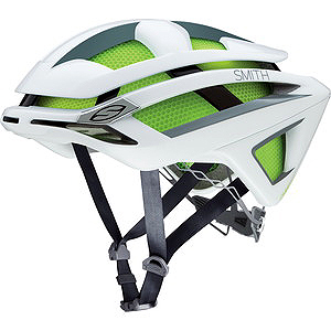 送料無料 SMITH(スミス) ヘルメット OVERTAKE WHITE L