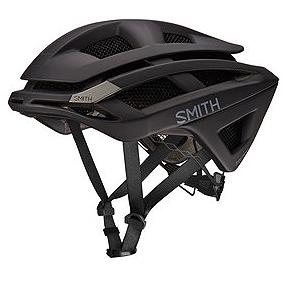 送料無料 SMITH(スミス) ヘルメット OVERTAKE MATTE BLACK L