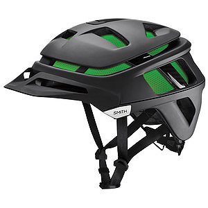 送料無料 SMITH(スミス) ヘルメット FORFRONT MATTE BLACK L