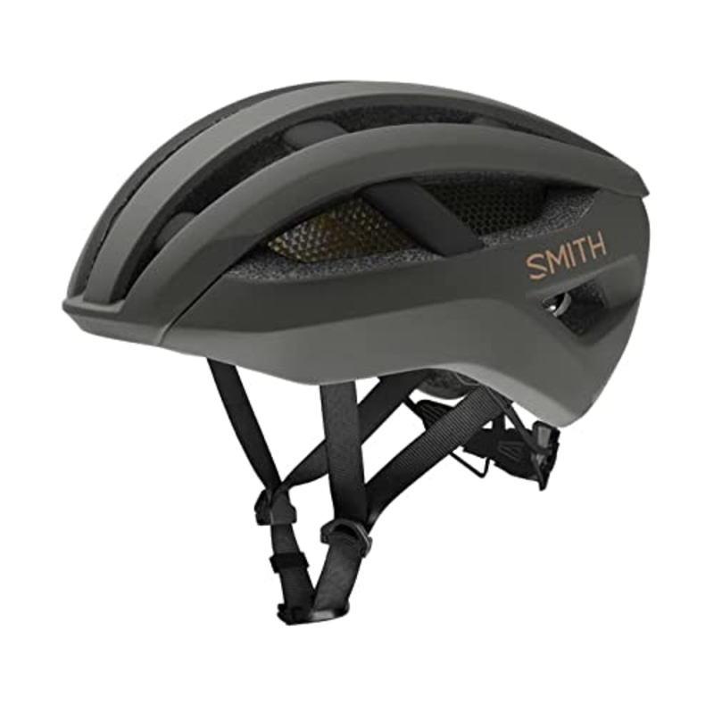 送料無料 SMITH(スミス) ヘルメット NETWORK MATTE GRAVY M Mips