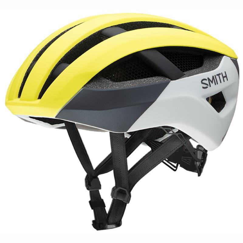 送料無料でお届けします 市場老舗の店 1999年から出店 35%OFF 送料無料 SMITH スミス ヘルメット ファクトリーアウトレット NETWORK 正規代理店品 Lサイズ 自転車用品 NEONYEL MATTE メーカー純正品 VIZ