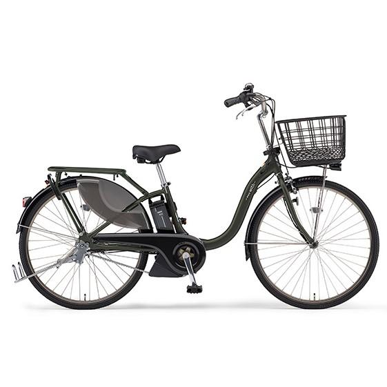 送料無料でお届けします 専門スタッフがていねいに組立調整して梱包します 市場老舗の店 1999年から出店 送料無料 ヤマハ YAMAHA 電動アシスト自転車 PAS 2021年モデル 完全組立済自転車 With 100%品質保証 SP マットダークグリーン PA26WSP 価格 交渉 送料無料