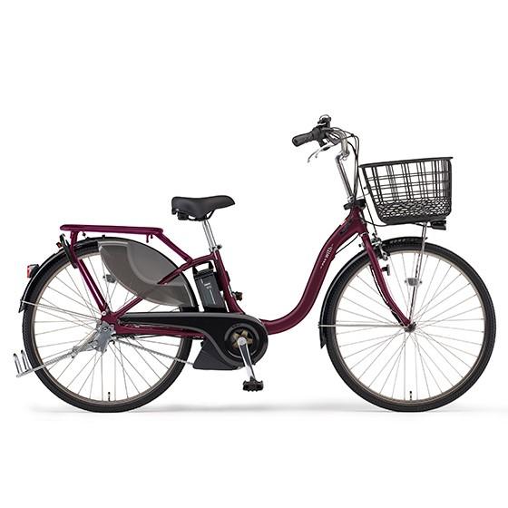 <title>供え 送料無料でお届けします 専門スタッフがていねいに組立調整して梱包します 市場老舗の店 1999年から出店 送料無料 ヤマハ YAMAHA 電動アシスト自転車 PAS With SP PA26WSP バーガンディ 2021年モデル 完全組立済自転車</title>