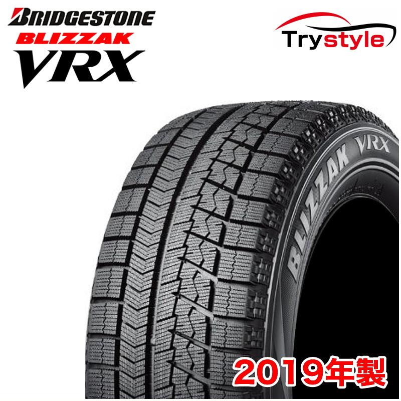 2019年製 ブリヂストン VRX 245/50R18 ブリザック BLIZZAK VRX 新品 スノータイヤ スタッドレスタイヤ