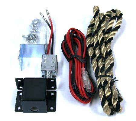 操作の楽なプルスイッチタイプ NIKKEN コンボイホーンスイッチ 24V共用 日時指定 大特価 12V