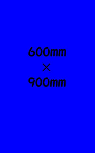 EVA泥除け3mm 毎日激安特売で 営業中です 爆売りセール開催中 600mm×900mm 青