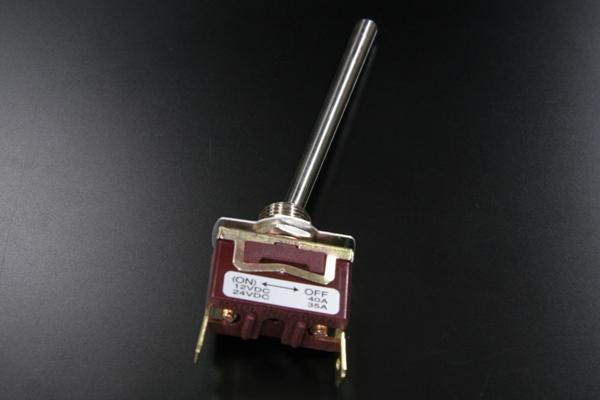 ヤンキーホーンを鳴らすのに便利 ホーンスイッチ ON-OFFタイプ 70mm 代引き不可 国内送料無料 自動もどり式