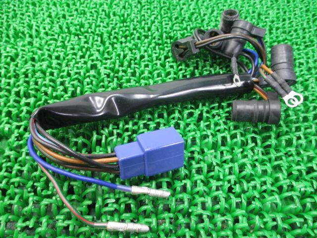 新品 ヤマハ 純正 バイク 部品 DT50 メーターソケットコード 5R2-83509-50 在庫有 即納 RZ125 車検 Genuine