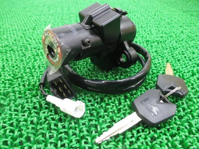 新品 カワサキ 純正 バイク 部品 ZX-10R メインキーシリンダー 27005-5138 在庫有 即納 Z750 Z1000 車検 Genuine Z750S