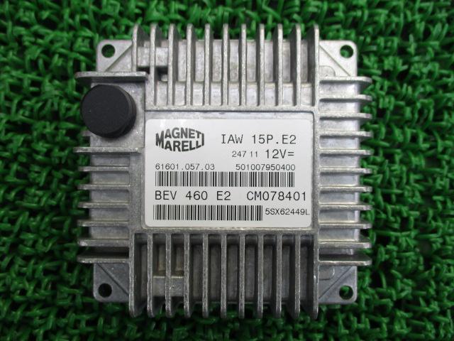 新品 ピアジオ 純正 バイク 部品 ビバリー500 エレクトロニックインジェクションデバイス CM078401 在庫有 即納 584738 584300 Piaggio 車検 Genuine