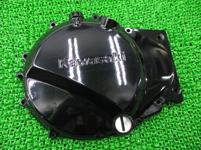 新品 カワサキ 純正 バイク 部品 EX-4 クラッチカバー 純正 14032-1231 在庫有 即納 未使用 NINJA500R KLE500 エンジンカバー そのまま使える 車検 Genuine