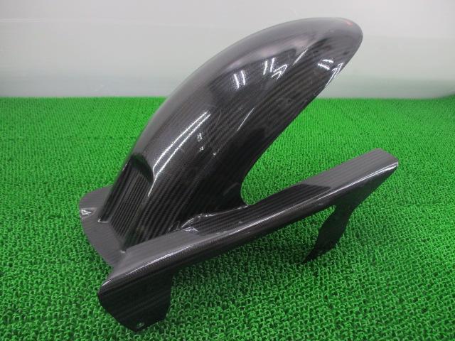 社外 バイク 部品 NEXRAY製ZZ-R1400 インナーリアフェンダー 社外 ZXT40A-016*** 2007年式外し ZXT40A ドライカーボン 割れ欠け無し そのまま使える 【中古】