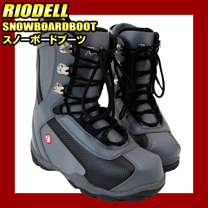 スノーボードブーツ リオデル RIODELL MB-22 メンズ レディース【メール便不可・宅配便配送】
