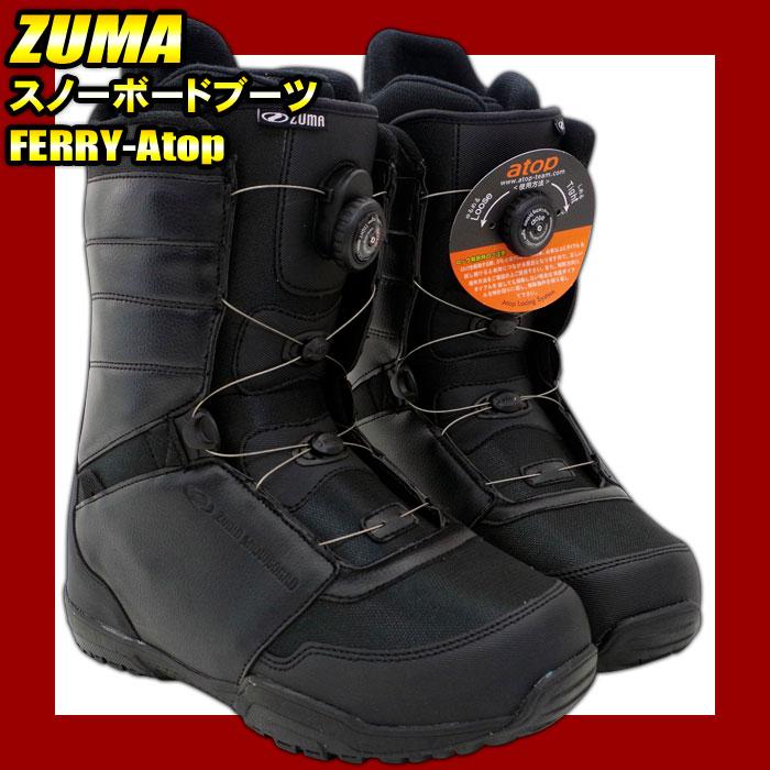 競売 スノーボードブーツ ツマ ZUMA FERRY-Atop メンズ レディース FERRY-Atop ツマ ボードブーツ【メール便不可・宅配便配送 ZUMA】, ホリガネムラ:10ed3ee0 --- canoncity.azurewebsites.net