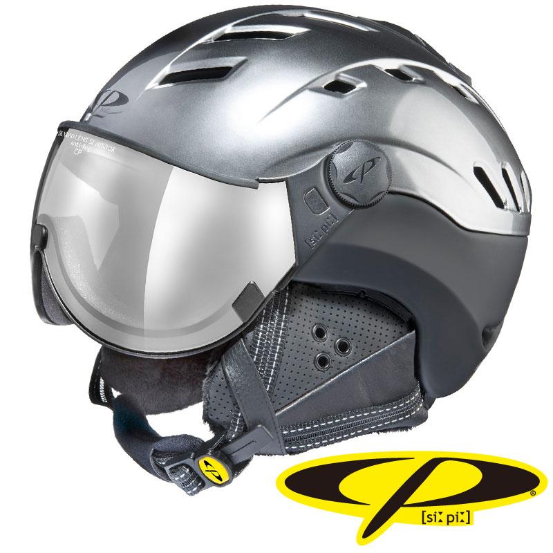 CP シーピー スノーヘルメット CAMURAI CR MVB CPC1904 メタルヴィンテージ × ブラック 【メール便不可・宅配便配送】