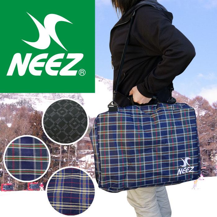 当店人気のブーツバッグ オリジナル スキー スノーボード 初売り ブーツケース NEEZ NE14007 はこぽす BOX メール便不可 はこぽす対応商品 コンビニ受取対応商品 宅配便配送 海外輸入
