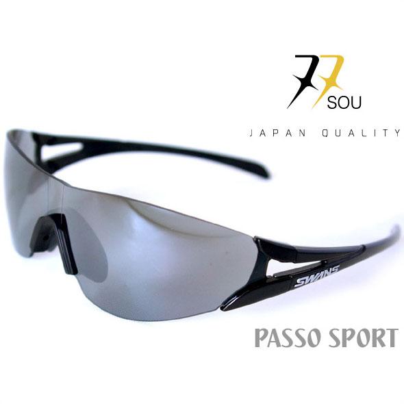SWANS SOU-M CRBK( chrome black) ◆ swans sunglasses fs3gm