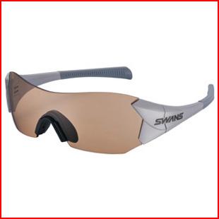 Swans sunglasses Gullwing-R ♪ GRI-02 [LBR] ◆ SWANS