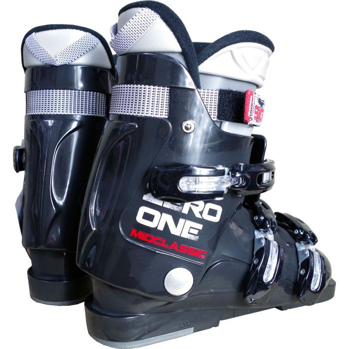 ★ wear off effortlessly Bighorn ◆ ZERO ONE MID CLASSIC 24-28 cm ash