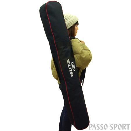 Up to try ski case ZUMA black 160 cm