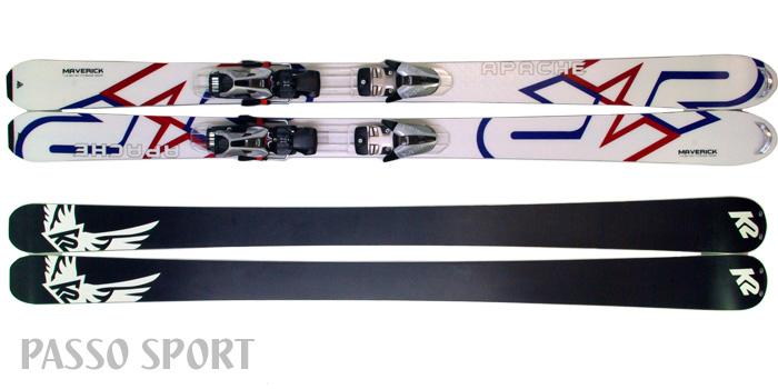 有2分安排K2汽车宾戈滑雪K2 APACHE MAVERICK人存物柜白160cm金属零件