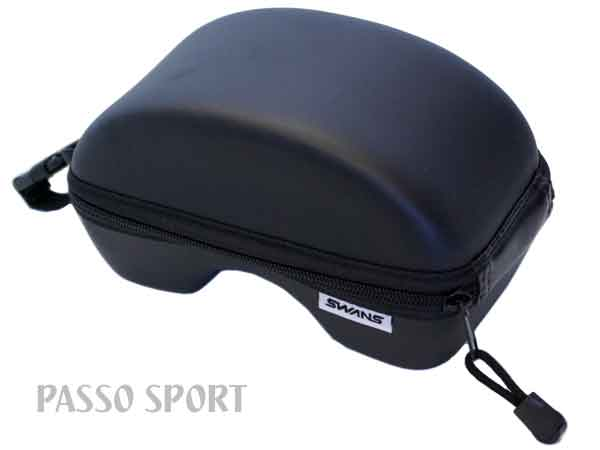 Lens protection in a big success! Spare lens holds ♪ スワンズゴーグル hard case a-127 fs3gm