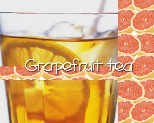 グレープフルーツのすっきりさわやかな香りと甘み 程よい渋みと抜群なコンビネーションフルーツティーです まさに極上の一品 正規逆輸入品 紅茶 フルーツティ グレープフルーツ紅茶 超安い すっきりさわやかな香り tea 50g Grapefruit 送料無料:メール便