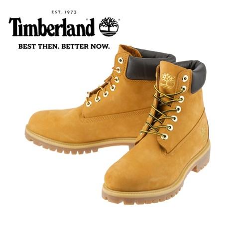 [ティンバーランド] Timberland 6inch PREMIUM BOOT 6153B メンズ | メンズブーツ | 本革 上質 | 防水 ウォータープルーフ | 人気 ブランド | イエロー SP