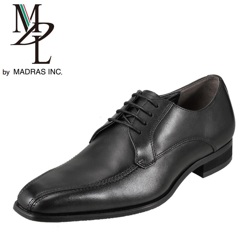 モデロ MODELLO ビジネス DS4046 メンズ靴 靴 シューズ 3E相当 外羽根 スワロー 本革 ビジネス 仕事 通勤 幅広 スクエアトゥ レースアップシューズ ブラック SP