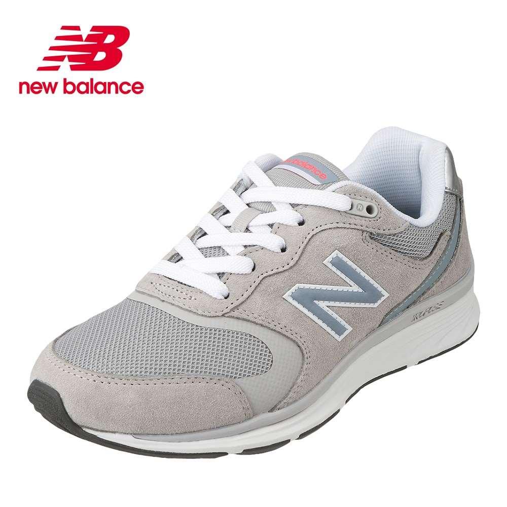 ニューバランス new balance スニーカー WW880GY42E レディース靴 靴 シューズ 2E相当 ローカットスニーカー 本革 クッション性 人気デザイン ファッション おしゃれ カジュアル 大きいサイズ対応 25.0cm グレー SP